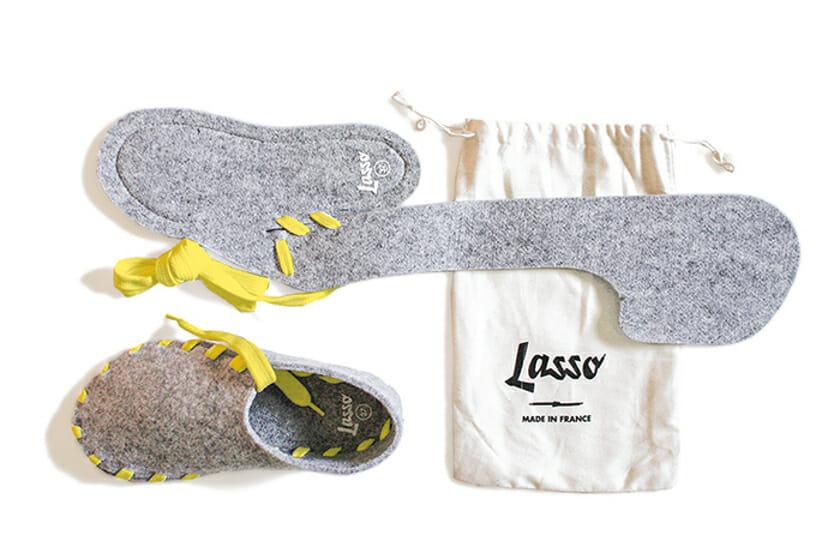 ルームシューズ/Lasso