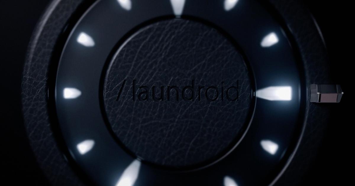 ランドロイドのダイヤル式の画像