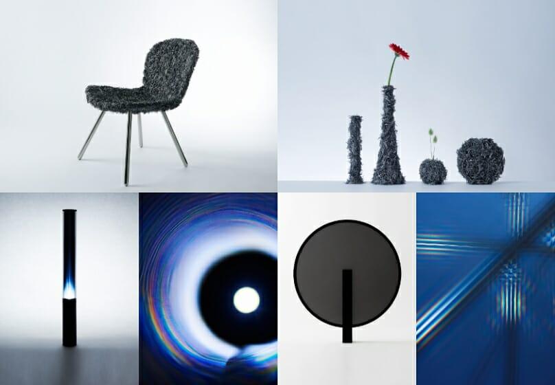 コンテンポラリーデザインスタジオ「we+」がミラノデザインウィーク期間中に2つの新作を発表