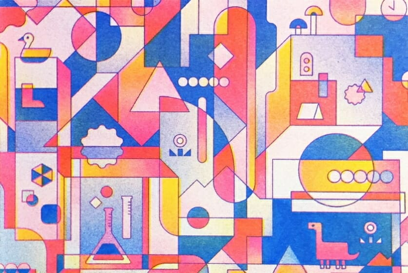 渡辺明日香 個展「ラビるンス-狂喜の迷宮-」 VOIDにて開催
