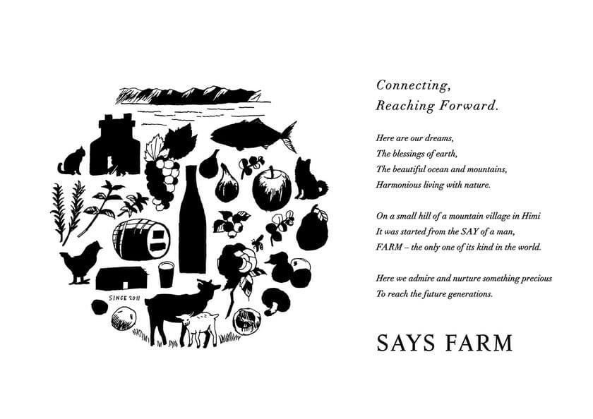 SAYS FARM