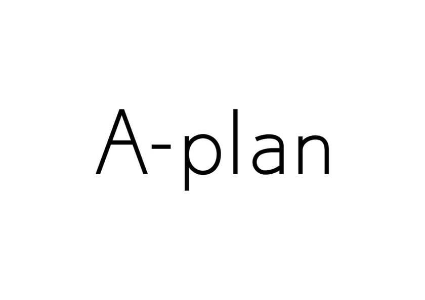 A-plan