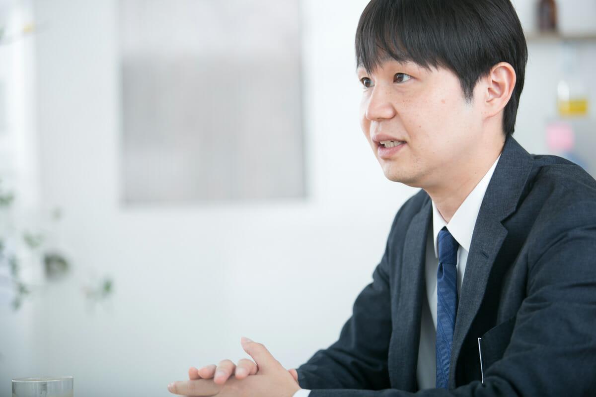 秋山順さん(AGC旭硝子 商品開発研究所)