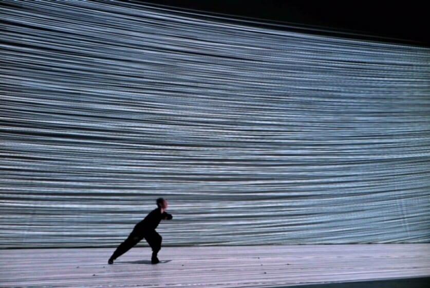 梅田宏明+Somatic Field Project 公演「1-resonance」