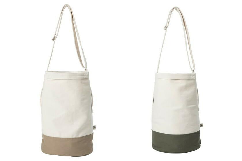 ROUND SHOULDER BAG(エキナセア、ジュニパー)