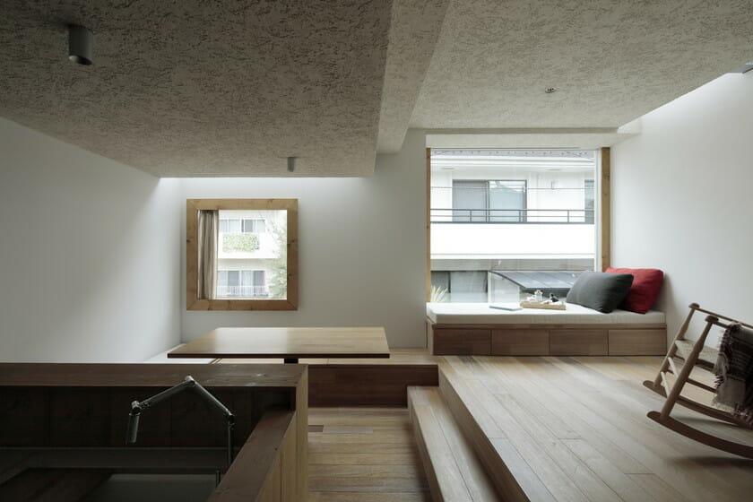 都市の中の住宅 (2)