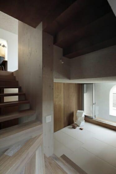 都市の中の住宅 (5)