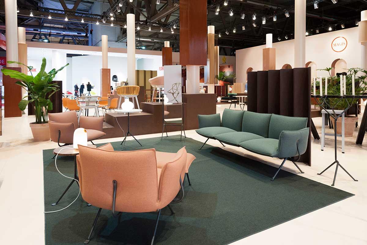 ミラノサローネ・アワードを受賞したイタリアを代表する家具メーカーの一つMagis、Photo:Courtesy Salone del Mobile.Milano/Alessandro Russotti