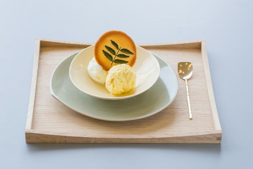 「チンジュカンポタリー喫茶室」の喫茶メニュー