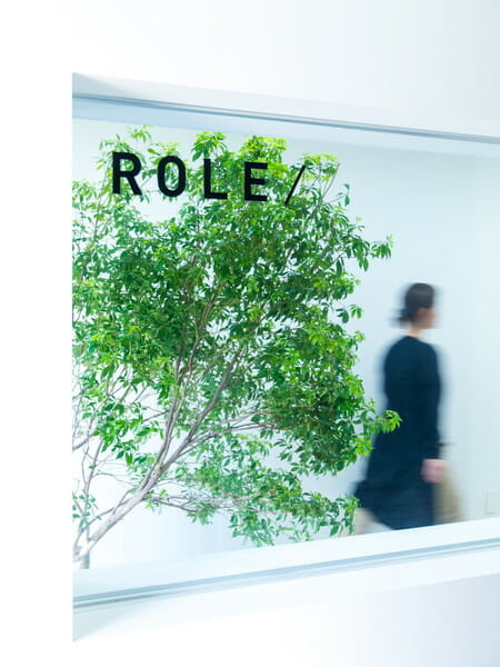 ROLE内装