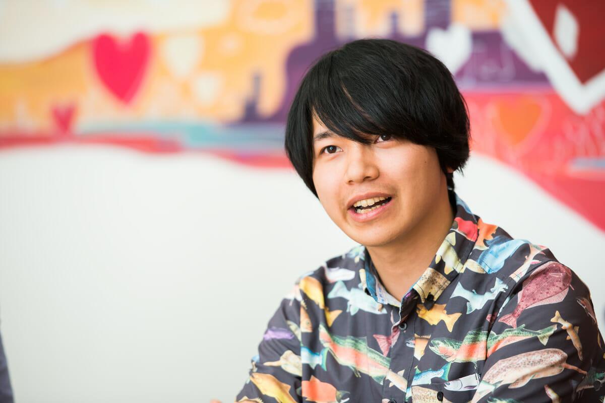 株式会社アカツキ デザイナー 加藤駿介さん