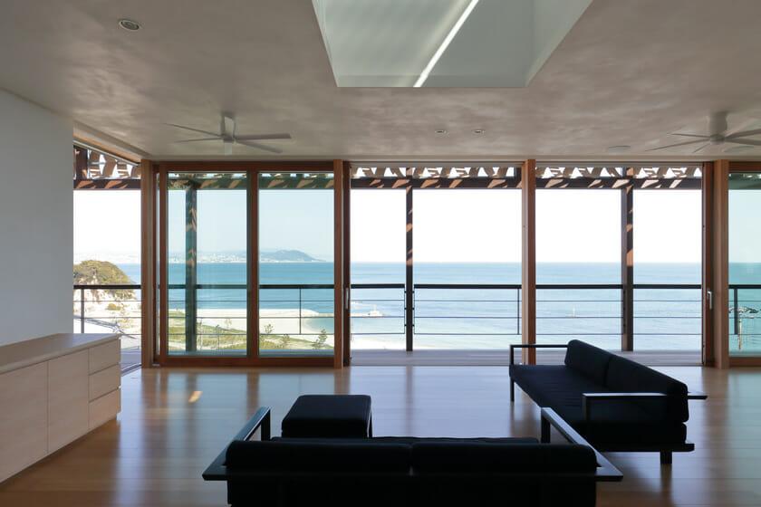 淡路島の住宅 (4)