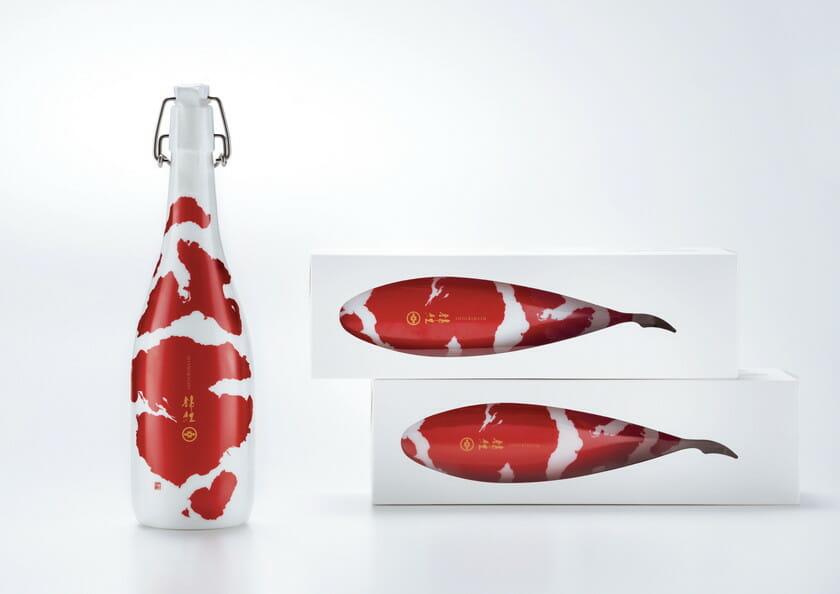 日本酒 錦鯉