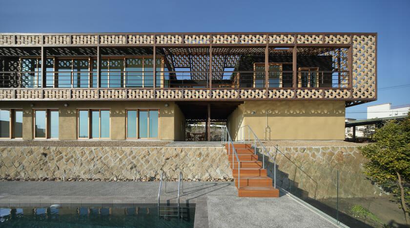 淡路島の住宅