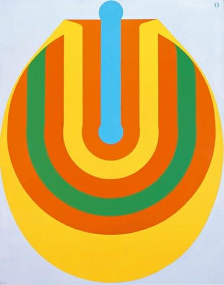 《作品》1968年_浜松市美術館蔵