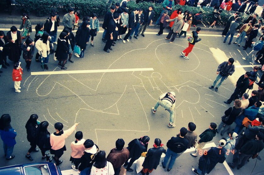キース・ヘリング生誕60年記念 特別展「Pop, Music & Street キース・ヘリングが愛した街 表参道」