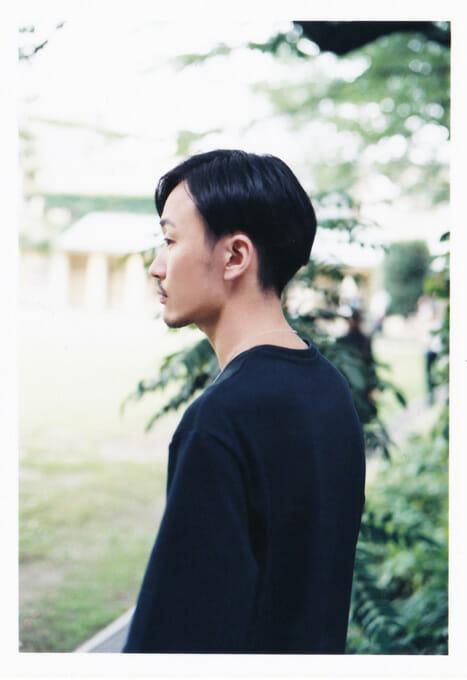 渡辺祐介さん(WD) Photo : Hiroki Watanabe