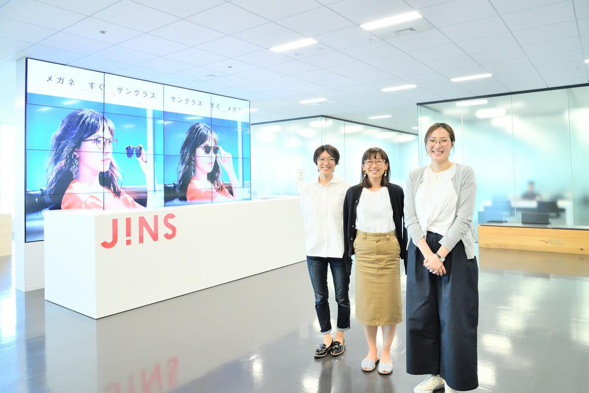 アイウエアからはじまる新体験が、人生を豊かに広げる-株式会社ジンズ(1)