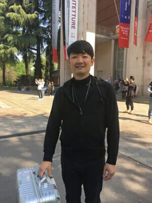 写真家・大木大輔