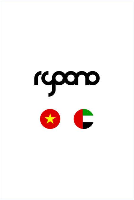 """アラビア語とベトナム語で構成された、RYOONOさんのWebサイト <a href=""""http://ryoonoglobal.com/"""" rel=""""noopener"""" target=""""_blank"""">http://ryoonoglobal.com/</a>"""