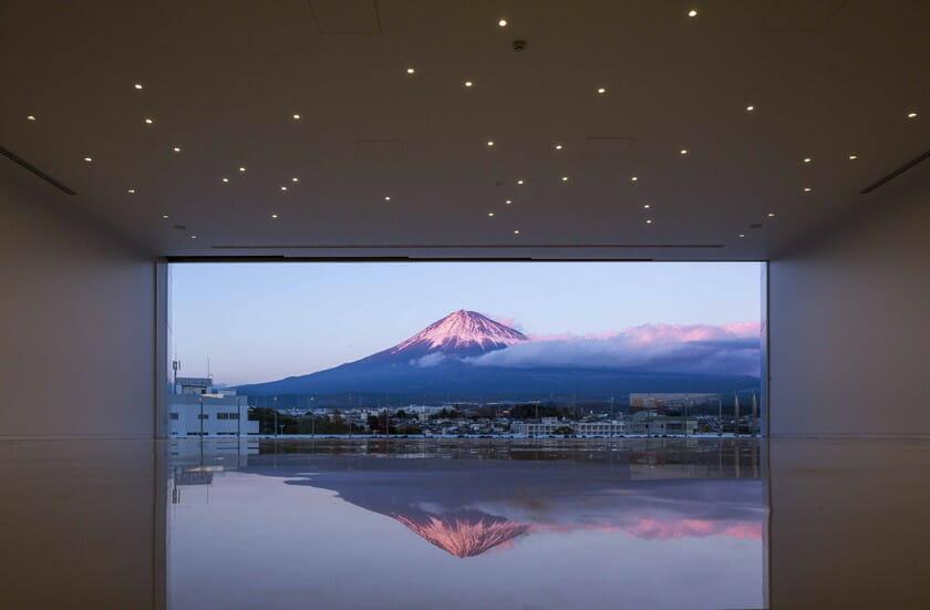 「展望ホール」(撮影:平井広行)