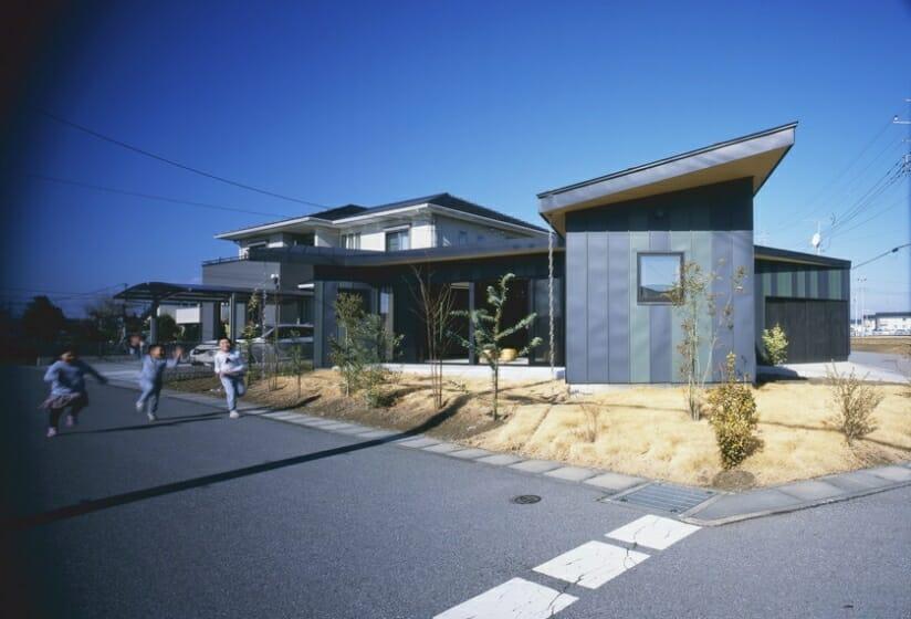 FLUID X 宇都宮の住宅 (1)
