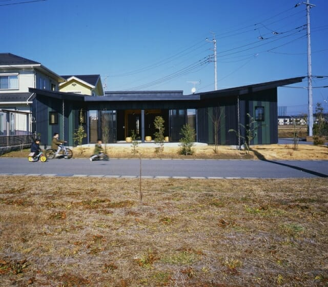 FLUID X 宇都宮の住宅 (2)