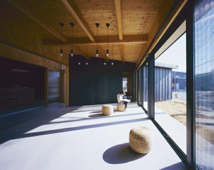 FLUID X 宇都宮の住宅 (4)