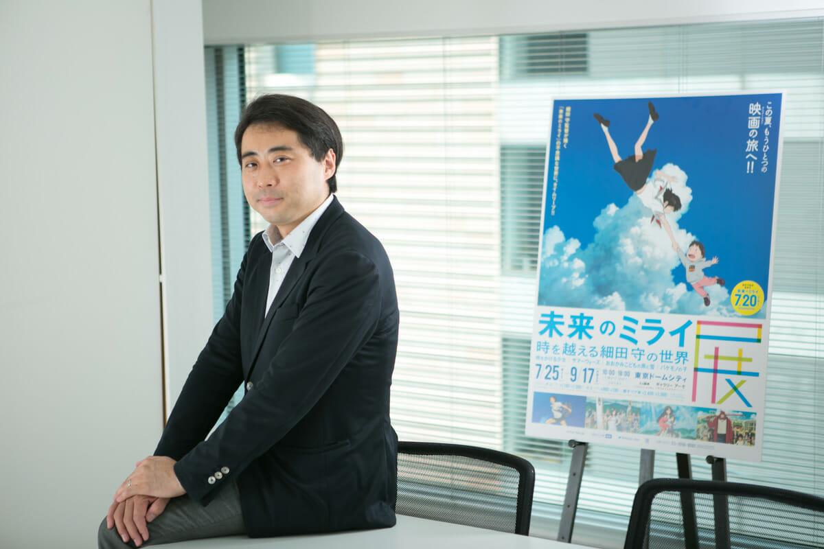 映画の世界を立体的に体感する『未来のミライ展』ができるまで-齋藤優一郎(スタジオ地図)