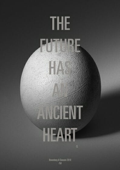 THE FUTURE HAS AN ANCENT HEART