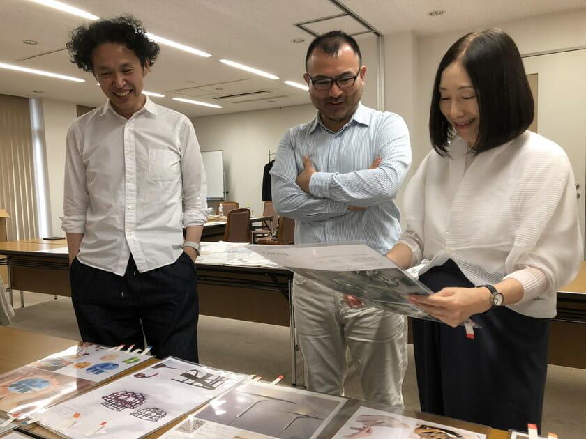 富山デザインコンペティション2018一次審査会
