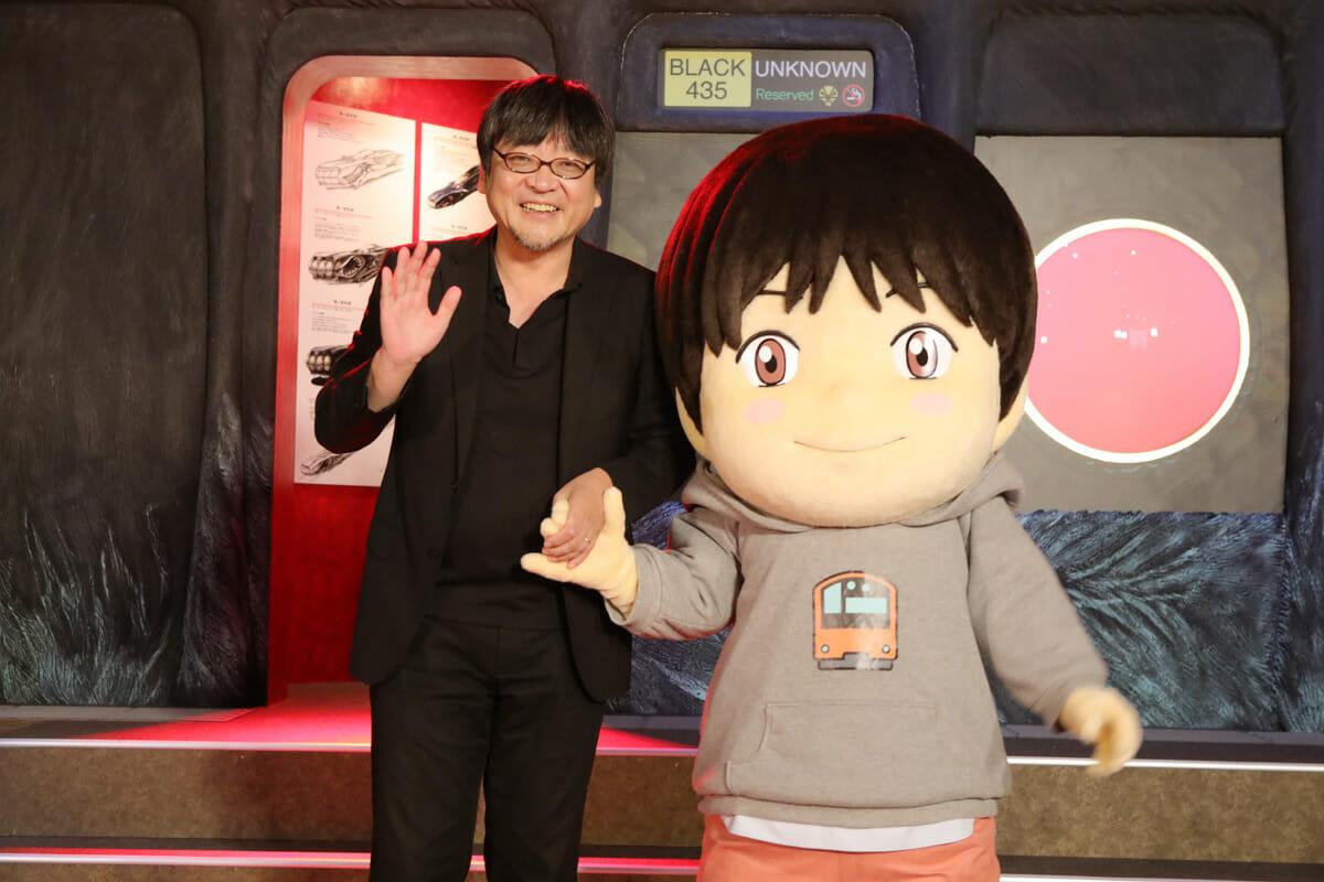 「家」を舞台にした物語『未来のミライ』。細田守監督が映画と展示を通して伝えたいこと