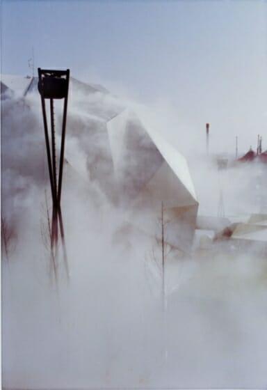 《ペプシ館》 霧の彫刻, #47773, 1970 (参考図版)  日本万国博覧会(EXPO '70)会場風景より  撮影:中谷芙二子