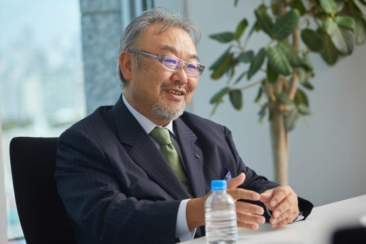 株式会社丹青社 取締役常務 デザインセンター長 德増照彦さん