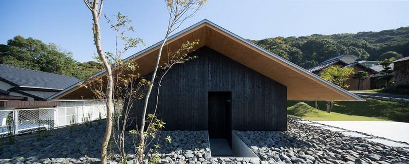 大屋根の棲家 (1)