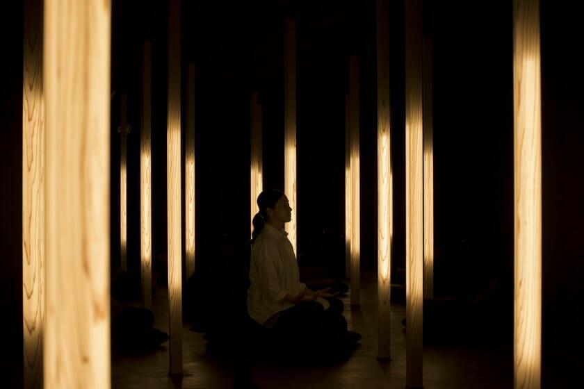 瞑想専用スタジオ「muon」