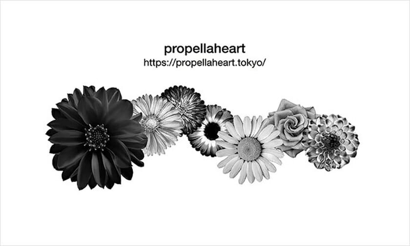 dai fujiwara & propellaheart art installation