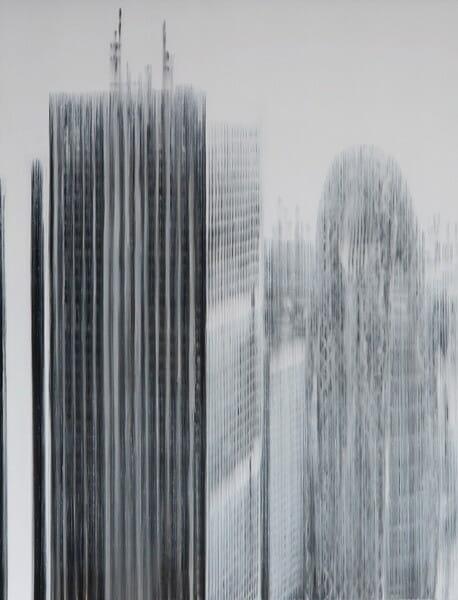 詫摩昭人個展「逃走の線-Skyscraper」