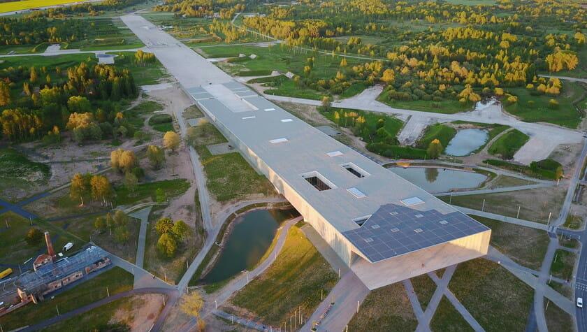〈エストニア国立博物館〉 タルトゥ 2006-16 photo: Eesti Rahva Muuseum / courtesy of DGT.