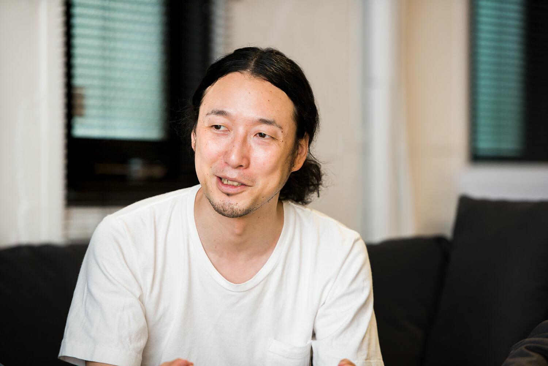 角田陽太さん(プロダクトデザイナー / YOTA KAKUDA DESIGN代表)