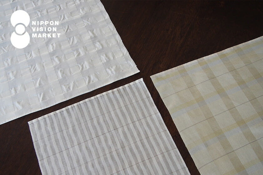 NIPPON VISION MARKET「沖縄の織-日常の布-」