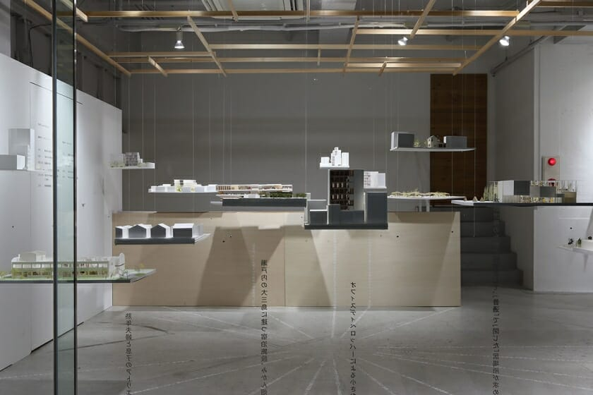 MARU。architectureの宇宙展