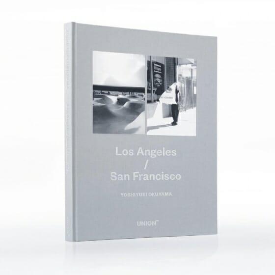 奥山由之の新作写真集『Los Angels/ San Francisco』がUnion Publishing Limitedから12月13日に刊行