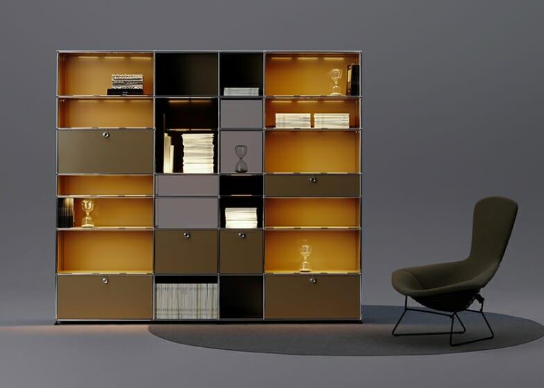 スイスを代表する家具メーカー「USMモジュラーファニチャー」から、新たな照明システム『USMハラーE』が12月1日より発売