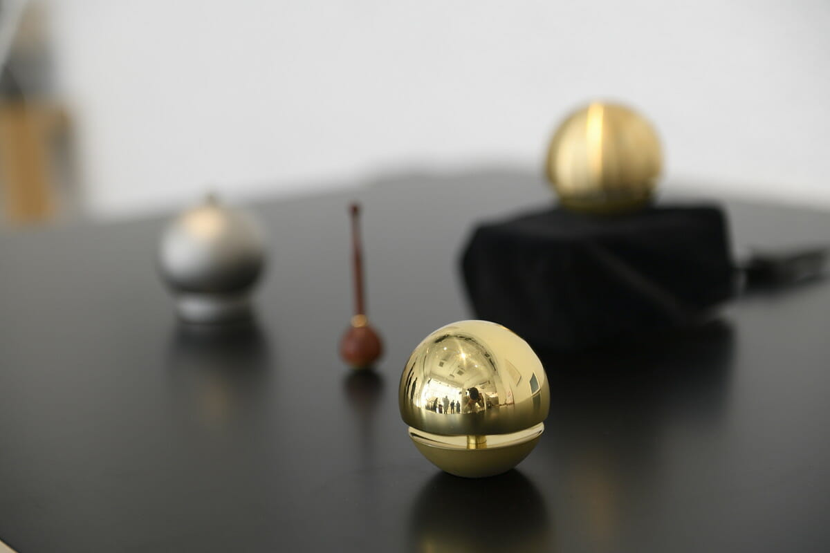 つくるラボTakaoka:『結音』 展示の様子