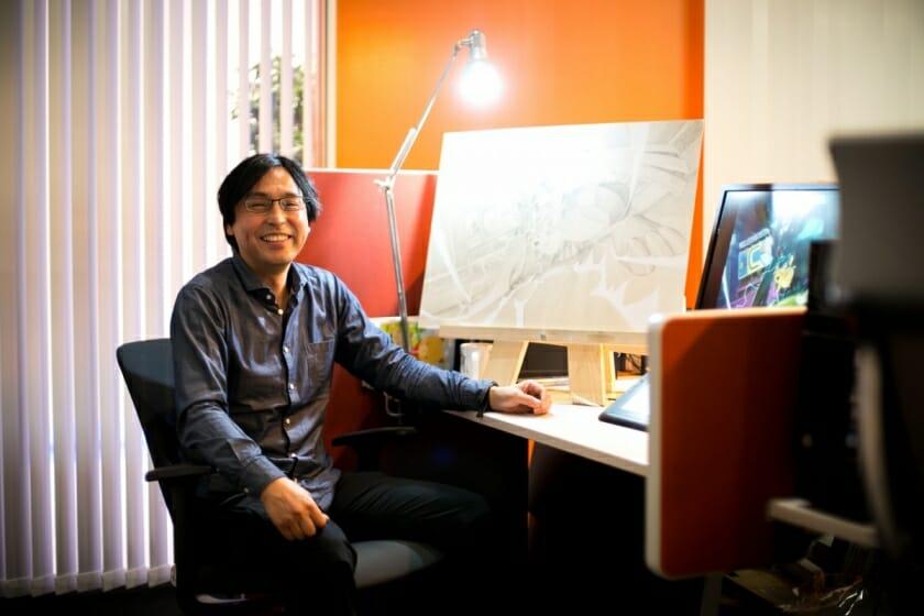 イラストレーター・有田満弘が語る、ポケモンカードゲームの余白と遊び