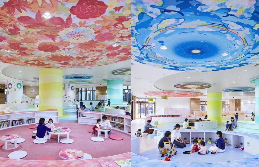 さいたま市子ども家庭総合センター「ぱれっとひろば」 (3)