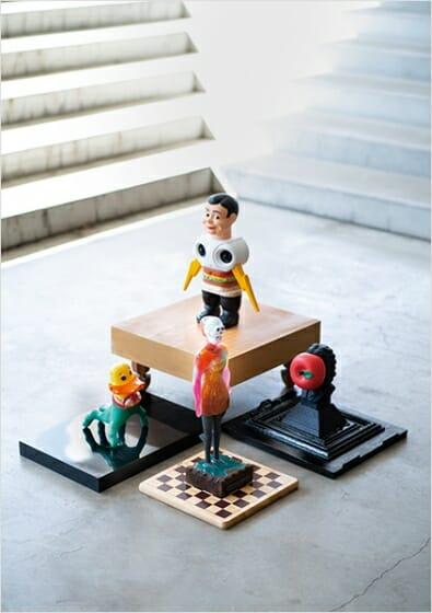 """架空のゲームをテーマにした皮肉の効いた""""遊び""""が充満、アーティストユニット・magmaの個展「X・Y」が4月13日からVOILLDで開催"""
