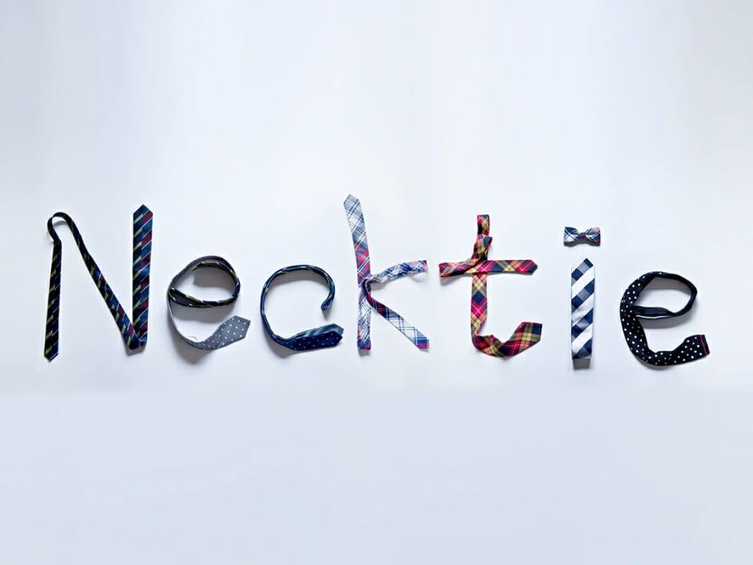 NECKTIE design office WEB