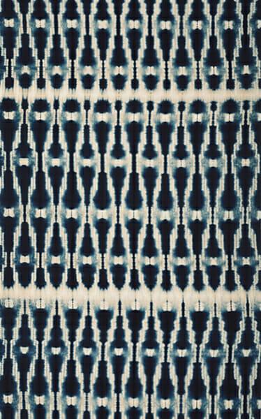藍染の絞り 片野元彦の仕事